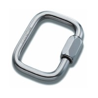 6mm Stainless Steel Square Maillon Rapide