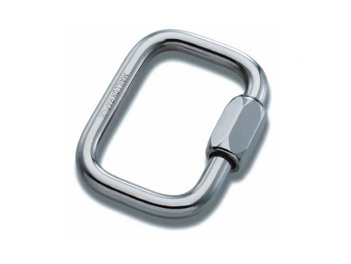7MM Stainless Steel Square Maillon Rapide
